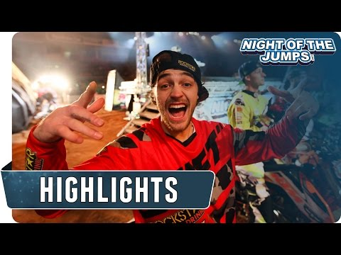 Highlight NIGHT of the JUMPs Linz 2015 - Pilat´s maiden victory