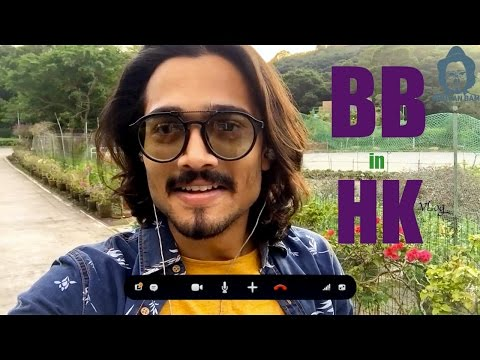 BB Ki Vines (Vlog #1)- | BB In HK |