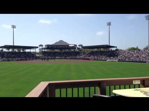 First 2015 Pittsburgh Pirates Spring Training Sellout - Pirates vs. Yankees 3/5/15