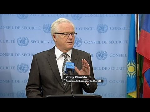 Ukraine 'was ready to accept aid', Russia tells UN