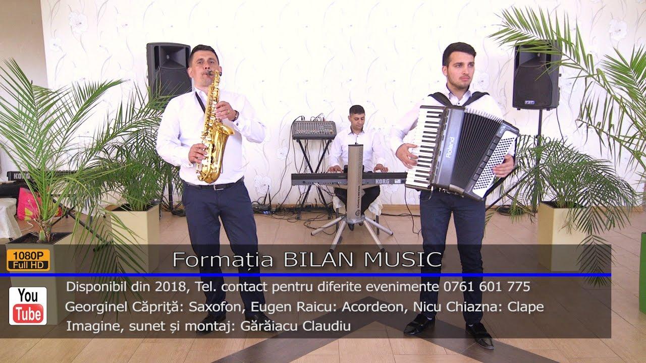 Georginel, Eugen si Nicu   Formatia BILAN MUSIC   LIVE 2017   Contact 0761 601 775
