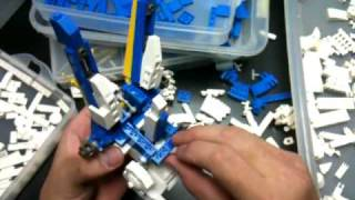 Playing with LEGO : 40-60 minutes(2x speed) V2 Proto