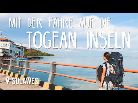 Mit der Fähre auf die Togean Inseln • Sulawesi • Weltreise Vlog #125