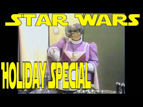The Star Wars Holiday Special Full Movie