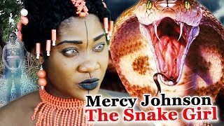 MERCY JOHNSON THE SNAKE GIRL Season 5 & 6 - ''New Movie Alert'' 2019 Latest Nigerian Nollywood Movie