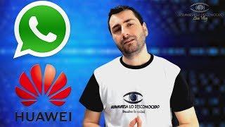 Información Importante de WhatsApp y Huawei: Cambios a Partir de 2020