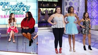 "SEWING FOR TV ""The Real"" Talk Show! 