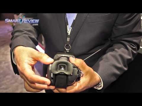 CES 2013: Canon Vixia HF G20 HD Camcorder | Top of the line consumer camcorder | HFG20