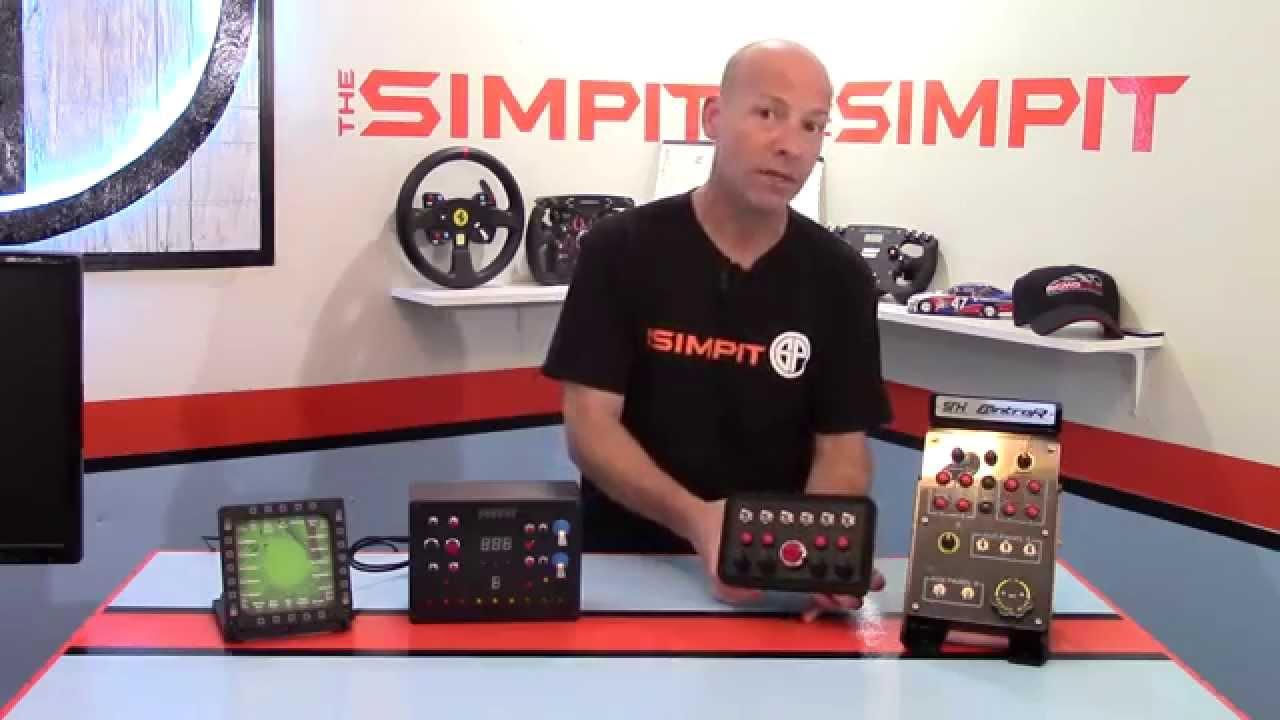 Sim Racing Controllers Srh Control r Sim Racing