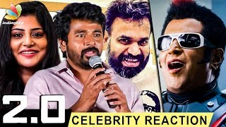 Mindblowing ! : Sivakarthikeyan & Premji Reacts to 2.0 | Superstar Rajinikanth