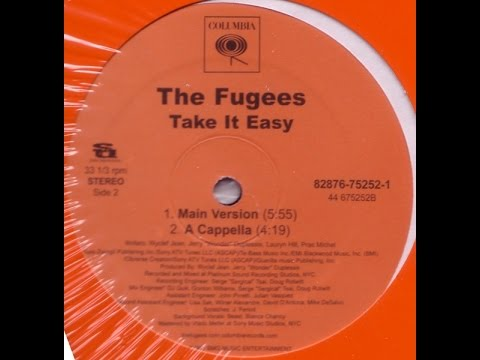 Fugees - Take It Easy (A Cappella) [2005]