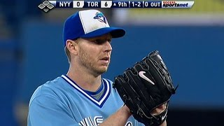 Halladay blanks the Yanks on one hit