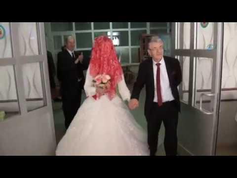 Çinli Geline Türk Usulü Nikah ve Düğün