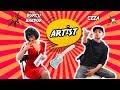Artist / 2. Bölüm / Ceza, Ayben Başkan, Aleyna Tilki, Rap Müzik ve Konser mp3 indir