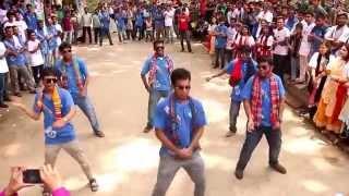 Rag Day Flash Mob 6th Batch MGT JnU