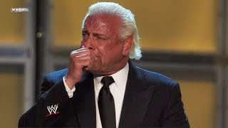 WWE Hall of fame 2008 Ric flair - Full Speech