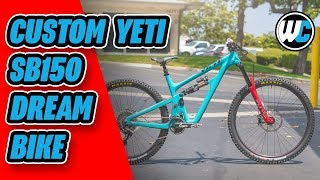 Yeti Cycles SB150 Custom Build