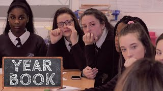 Girls Talk About Their Confidence Issues at School | Yearbook