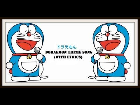 Doraemon Theme Song with Lyrics (tribute To Fujiko F Fujio) video