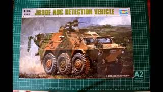 Trumpeter JGSDF NBC Detection Vehicle 1/35