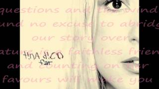 Watch Tina Dico Back Where We Started video