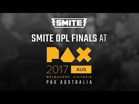SMITE - Oceania Championship 2017 - Recap
