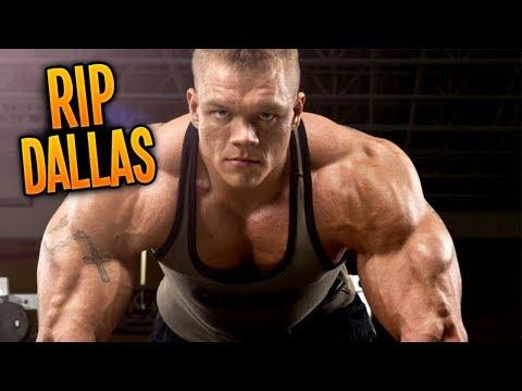 Dallas McCarver, Culturista y Novio de WWE  Dana Brooke MUERE