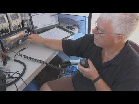 VK3ER 2011 Summer VHF UHF Field Day.wmv