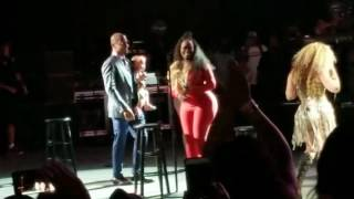 """Xscape with special guest """"TI"""" @ Chene Park in Detroit!"""