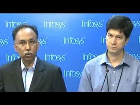 Infosys Q1 sales up 7.7 per cent; net profit at Rs. 2370 crore