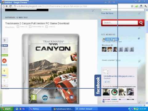 trackmania 2 canyon free keygen
