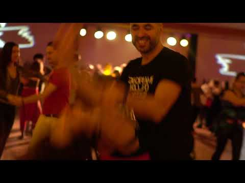 WZF2019 in social dances with Anna & Farid ~ Zouk Soul