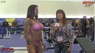 ATP Extreme with Tammi Bradford and Rob Sims behind the Scenes at the The Arnold 2014