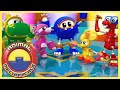 🐸🤖 Animal Mechanicals 🐸🤖 45 MINUTE COMPILATION of Full Episodes 🐸🤖 Cartoons for Children 🐸🤖 MP3