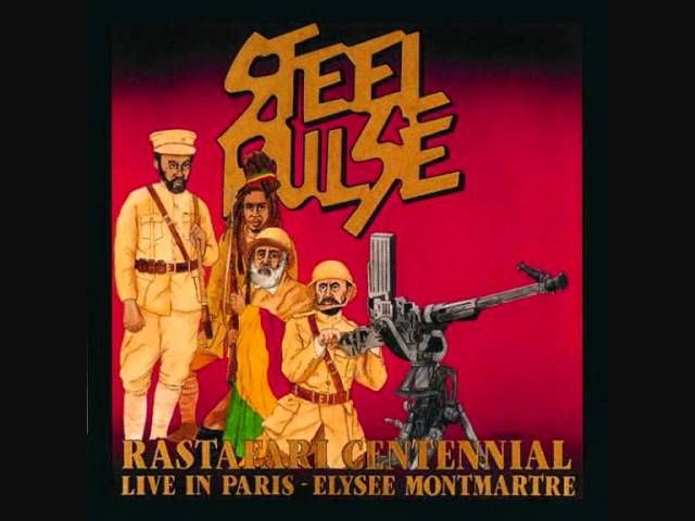 steel pulse 02 - Roller Skates - live in paris  1992