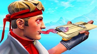 AMAZING FORTNITE YOU LAUGH YOU LOSE CHALLENGE!