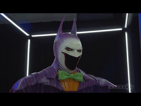 Batman Arkham Knight Jokers Son Batman Arkham Knight Event at
