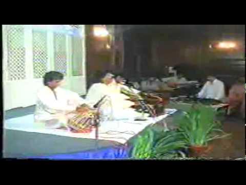 Shaukat Ali Live (Ghazal) 95