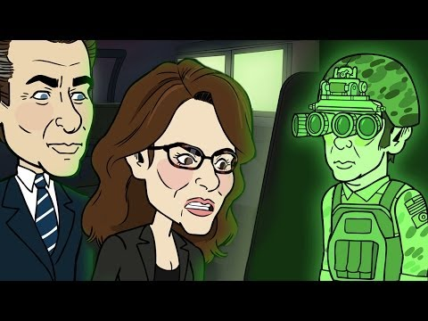 30 ROCK Cast Fights Terrorism: EP 110: Tvoovies