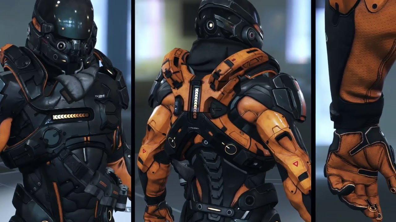 Mass Effect 4 Trailer ...