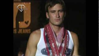 fashiontv | FTV.com - Sweet Years Jeans men fashion show at Pitti Florence s/s 200