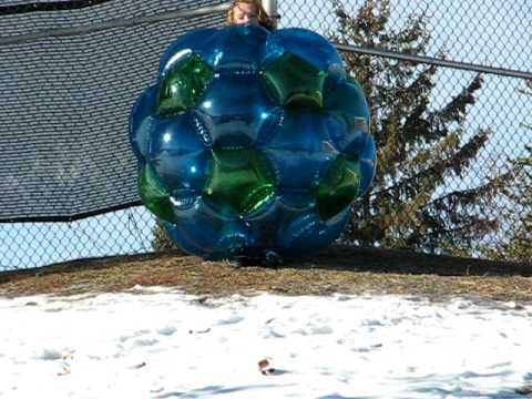 Great Big Inflatable Play Ball