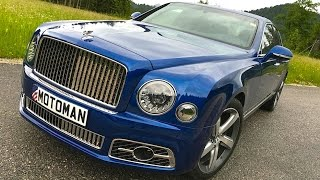 2017 Bentley Mulsanne Speed FIRST DRIVE REVIEW (2 of 4)