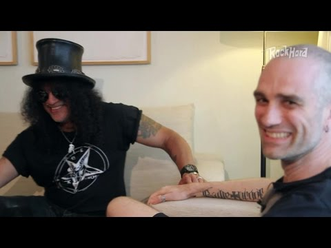 Slash on why he had no contact with Paul Stanley for years