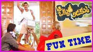 Aa Okkati Adakku Comedy Scenes Back 2 Back - Rajendra Prasad ,Brahmanandam,Babumohan