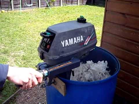 Yamaha Malta 4hp