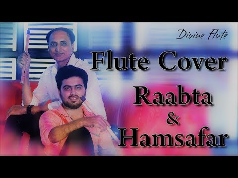 download lagu Raabta Title Song  Humsafar Flute Cover By Divineflute gratis