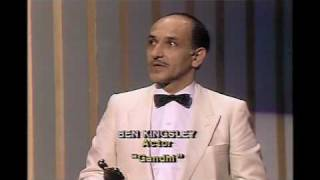 Ben Kingsley Wins Best Actor: 1983 Oscars