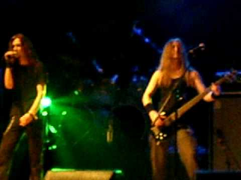 Embrio-Coitus Interruptus live at Metal Camp 2009 festival