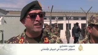 تخريج دفعة جديدة من الجنود والضباط الأفغان